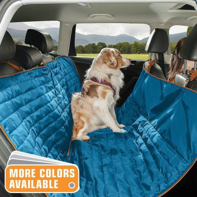 Kurgo loft dog car seat hammock