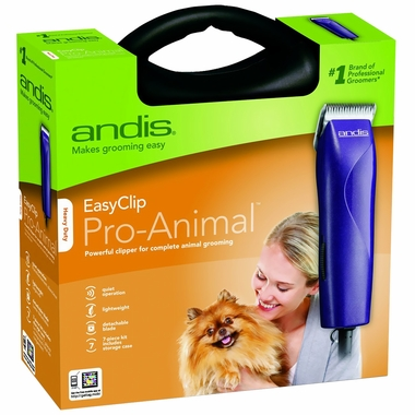 Easy Clip Pro-animal clippers by Andis