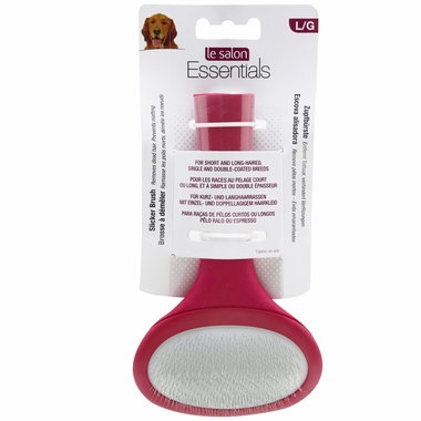 Large dog slicker brush by Le Salon