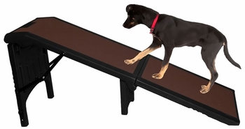 Large ramp for physically challenged large dogs by Pet Gear