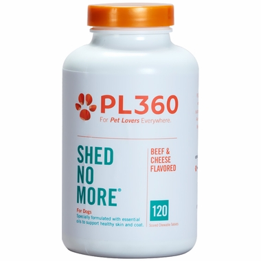 PL360 Shed no more chews for dogs