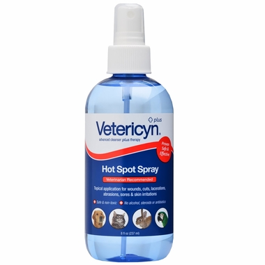 Vetericyn Hot Spot Spray bottle