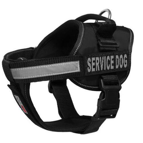 multi purpose service dog vest